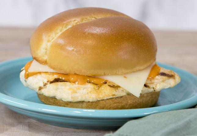 Buffalo Chicken Sandwich - Product Image