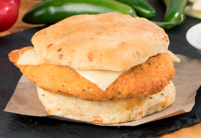Kickin' Chicken Sandwich - Product Image
