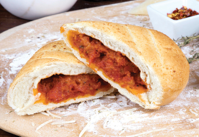 Pepperoni Pizza Calzone - Product Image